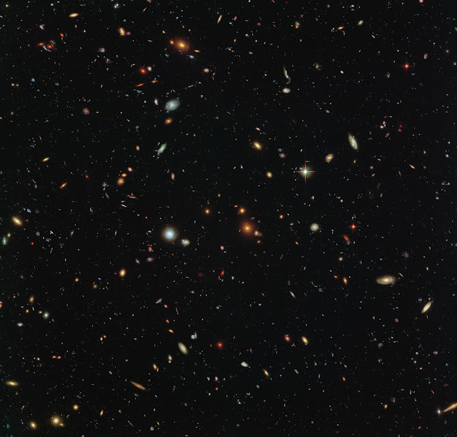 Thousands of Galaxies