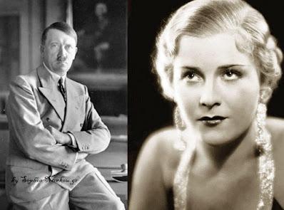 Adolf Hitler & Eva Braun