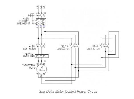 Wiring Diagram Star Delta Motor 3 Phase Pada Industri Motor Induksi 3 Fasa Edukasikini Com