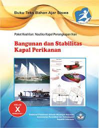 Download  Buku Paket Mapel Bangun dan Stabilitas Kapal Perikanan 1 Kelas 10 PDF - Cerpen45
