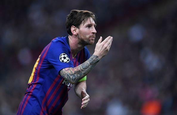 Patroli303 : Messi Tidak Pernah Bersinar Hadapi Lyon