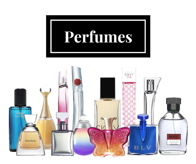 The Many Different Types of Perfume