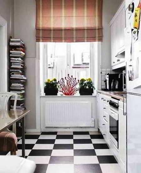 Dapur Minimalis Ukuran 2x4