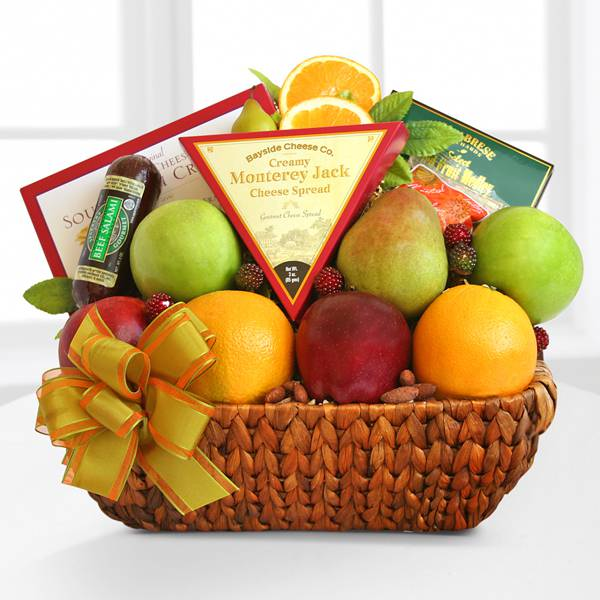 PRESENT PERFECT GIFT BASKETS FOR PERFECT OCCASION