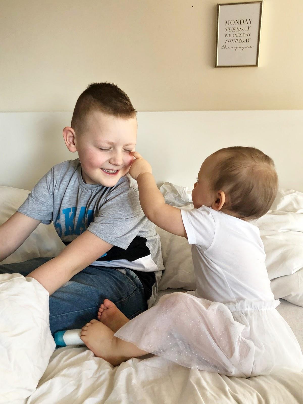 różnica wieku między rodzeństwem