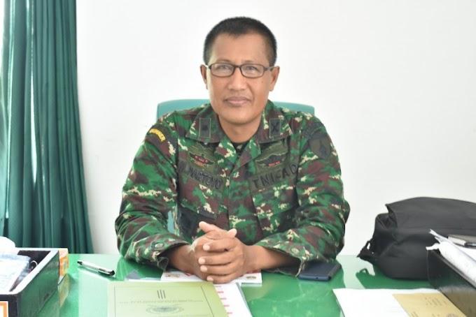 Kapenrem 081/DSJ :TMMD Wujud Pengabdian   TNI Kepada Masyarakat.