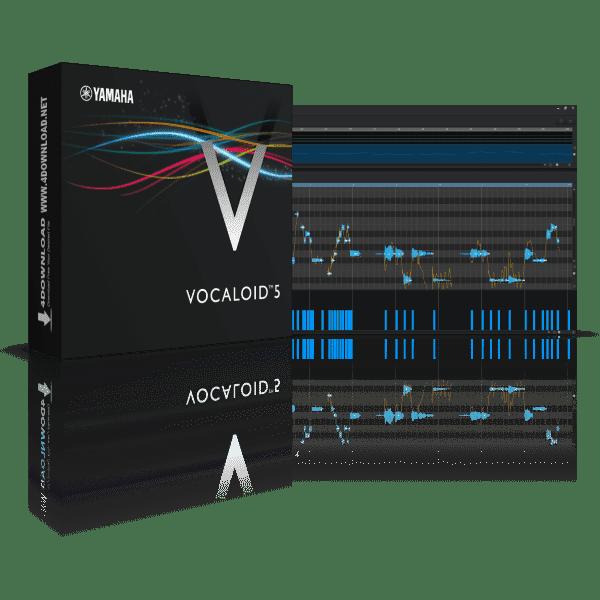 YAMAHA VOCALOID 5 ESV v5.2.0 Full version