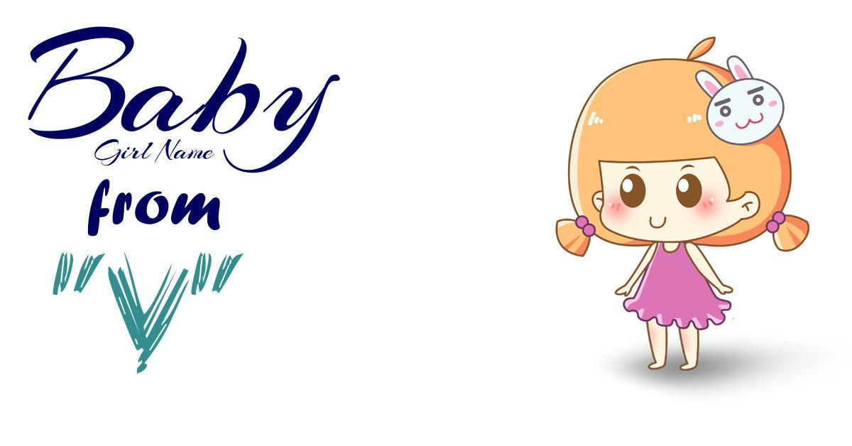 Baby Girl Names From 'V'