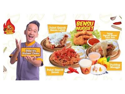 Lowongan Kerja Sebagai Staff Di Geprek Bensu Express Nanjung Bandung