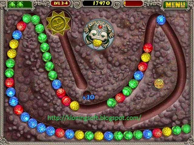 Games Zuma Seru