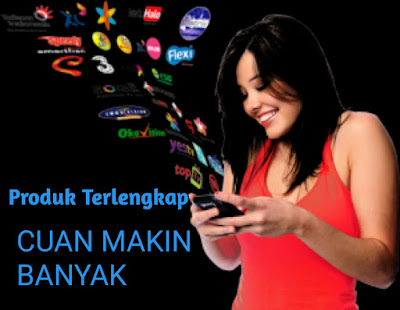 Cara daftar transaksi Pulsaku Mobile Partner