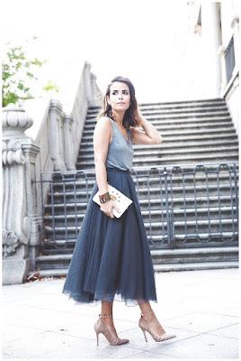 faldas de tul online
