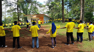 Outbound Training Bersama Kemenperin