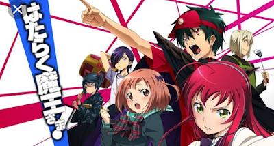 Jadwal Rilis Season 2 Anime Hataraku Maou Sama Kapan?