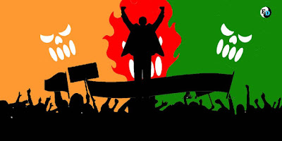 THE COLOR OF INDIAN POLITICS