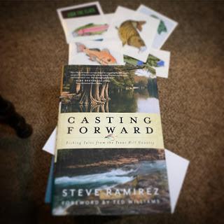 Honey Hole Hangout, Honey Hole Angling, Casting Forward, Steve Ramirez, Texas Freshwater Fly Fishing