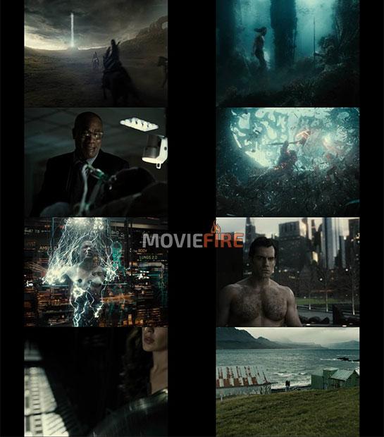 Zack Snyder's Justice League (2021) 1080p