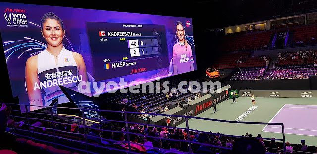 WTA Finals Shenzen: Serba-Serbi dan Hasil Pertandingan