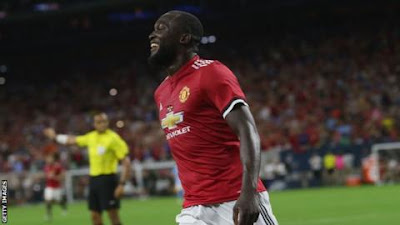 Romelu Lukaku says he wants to create his own history at Manchester United
