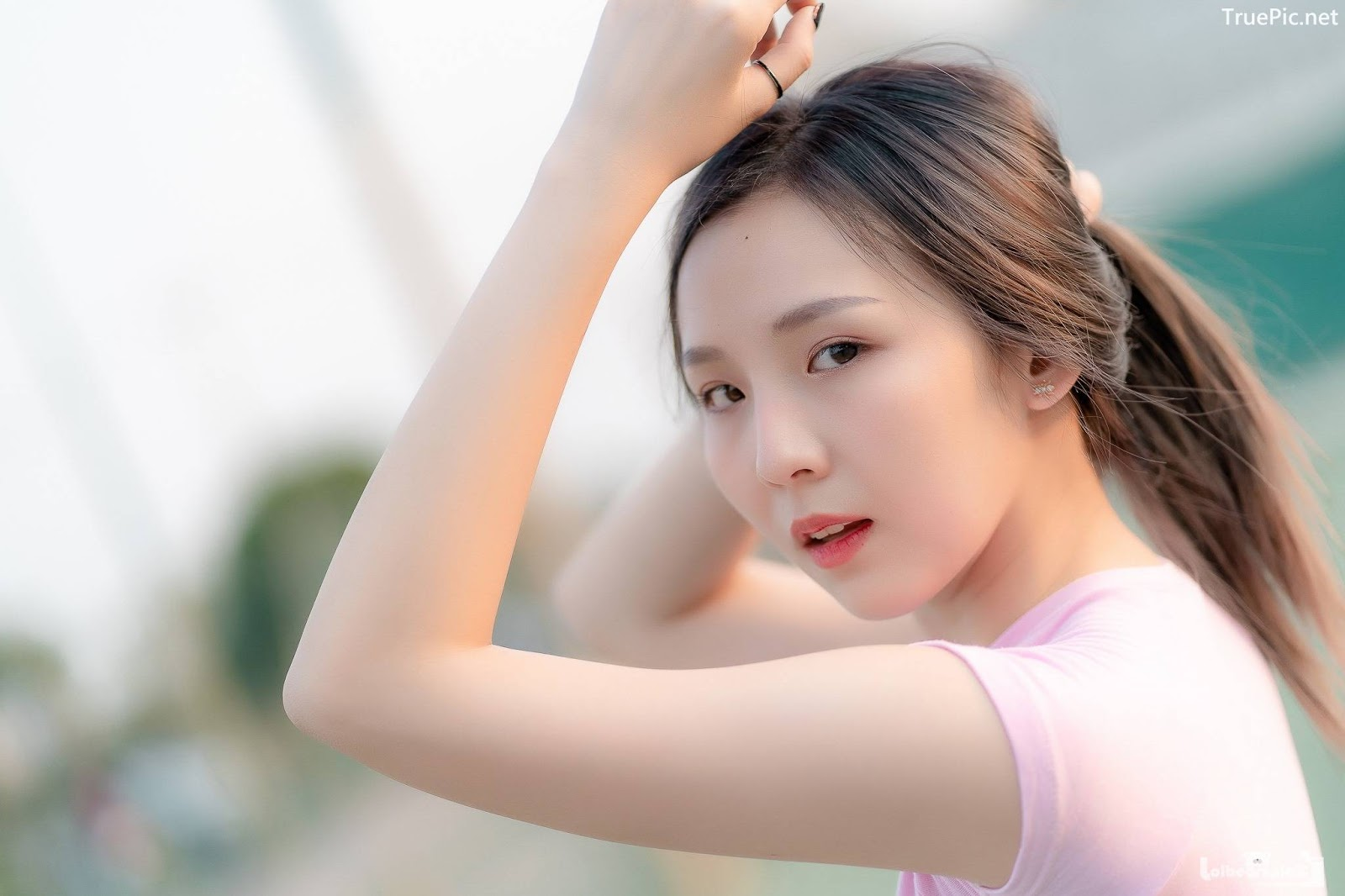 Image Thailand Model - Pattanan Truengjitrarat - Cute Sports Girl - TruePic.net - Picture-2