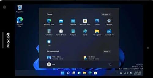 Windows 11 can run on Lumia 950 XL