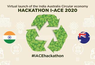 India-Australia Circular Economy Hackathon (I-ACE)