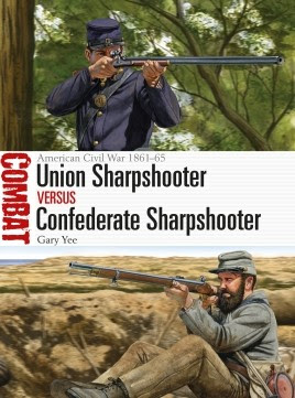 Union Sharpshooter vs Confederate Sharpshooter