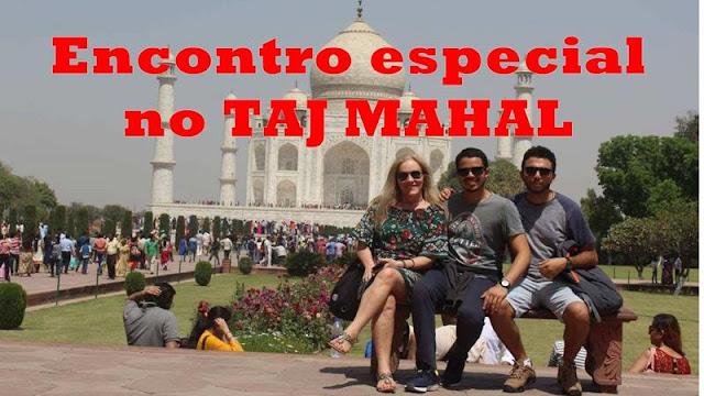 Taj Mahal Agra Índia