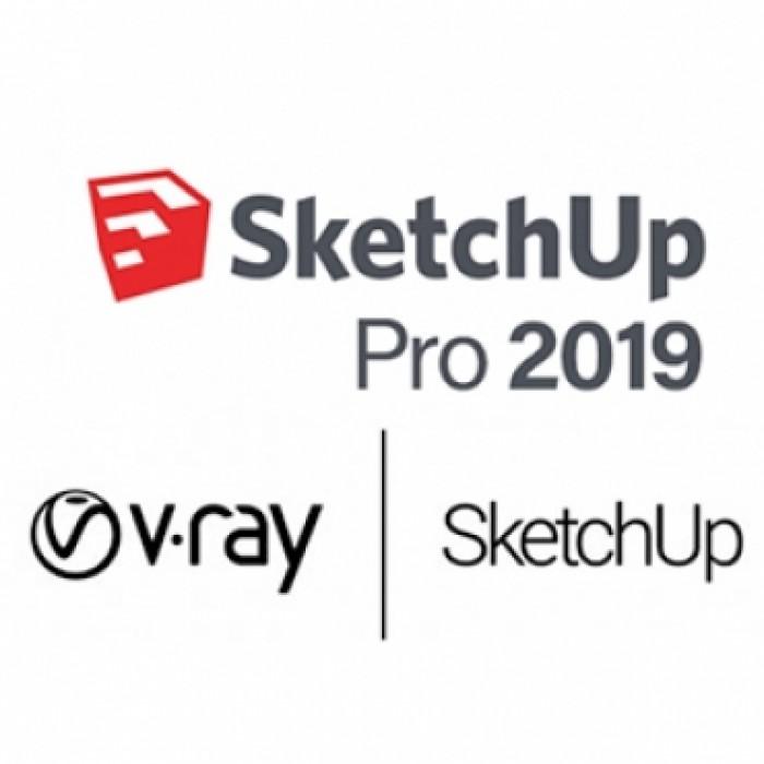 مجانا تحميل برنامج Sketchup Pro2019 كامل للتصميم الهندسي