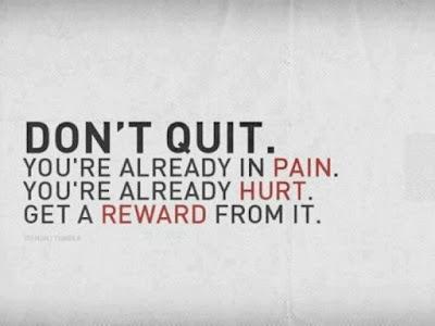 No Pain No Gain Quotes