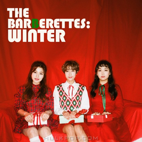 The Barberettes – The Barberettes Winter – EP (ITUNES MATCH AAC M4A)