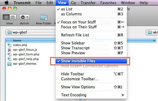 How to Quickly Show/Hide Hidden Files on mac