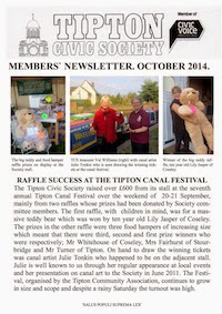TCS Newsletter October 2014