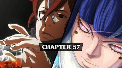 7 Fakta Menarik Yang Ada Didalam Manga Boruto Chapter 57
