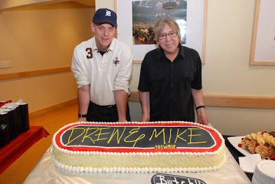 drew and mike wrif ending relationship