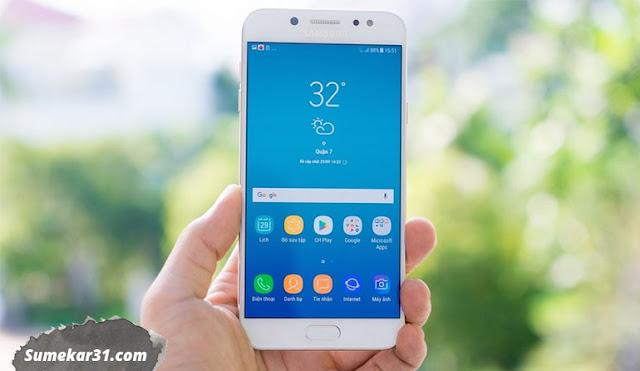 Cara Flash Samsung Galaxy J7 Prime SM-G610F