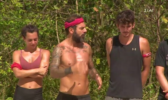 Survivor spoiler 10/4 : Ποιά 6.000 ;  Αυτό είναι το ποσό που παίρνει ο Τριαντάφυλλος στο Survivor 4