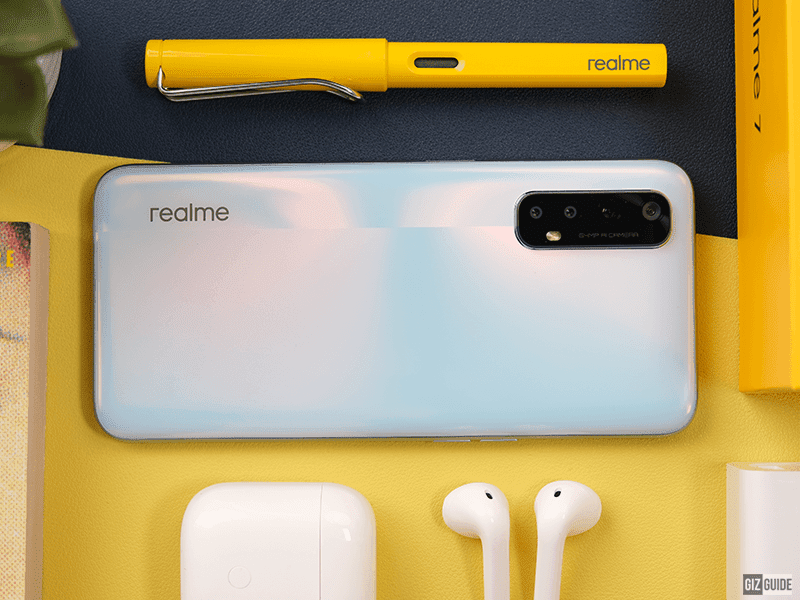 realme 7 with 2nd Gen 64MP Sony IMX682 quad-camera setup is coming to the Philippines!