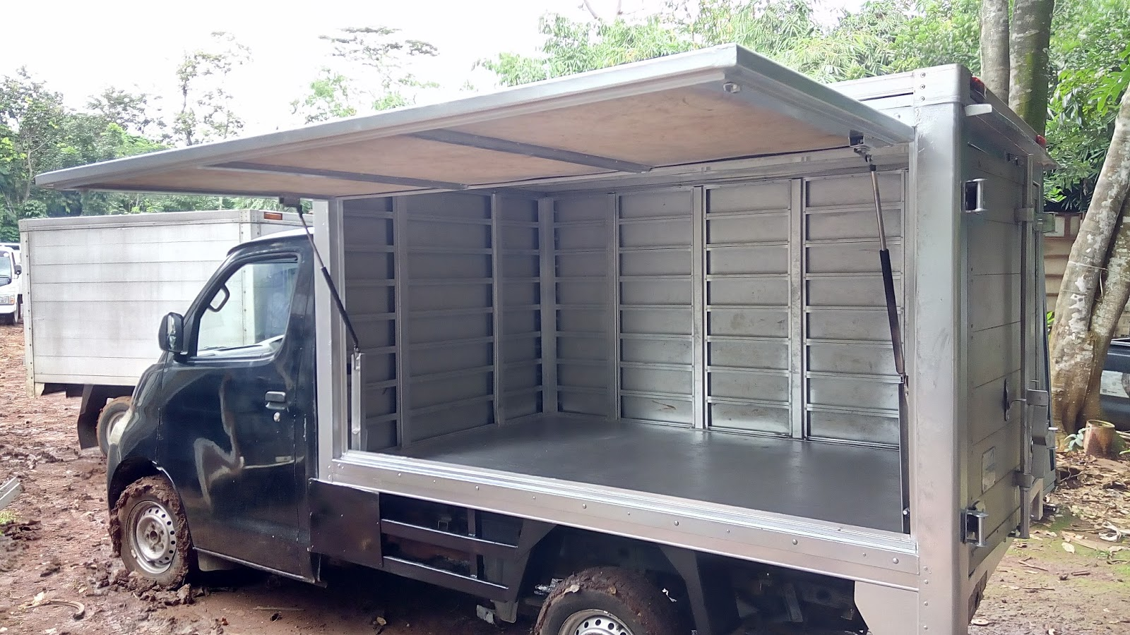 Jual Beli Bak Dan Bok Mobil Box Box Kendaraan Kecil