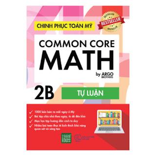 Chinh Phục Toán Mỹ - Common Core Math (Tập 2B) ebook PDF EPUB AWZ3 PRC MOBI
