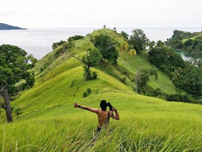 Berwisata ke Buol - Pulau Panjang Paleleh
