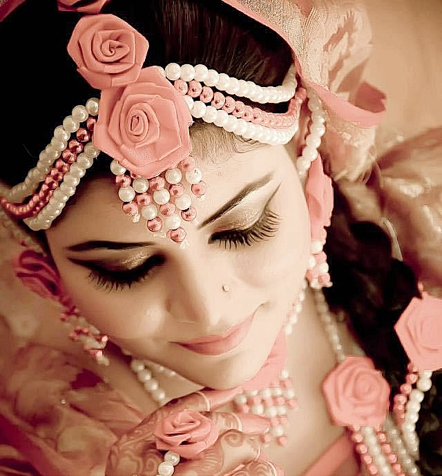 Buy Mehndi Flower Jewellery : Indian beauty fashion lifestyle makeup
