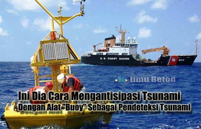 Pelampung Samudra (Buoy) Mengukur Seluruh Rentang Variabel Cuaca Seperti Tinggi Gelombang, Periode Dan Arah Gelombang, Kecepatan Dan Arah Angin, Suhu Udara Dan Air, Dan Tekanan Barometer