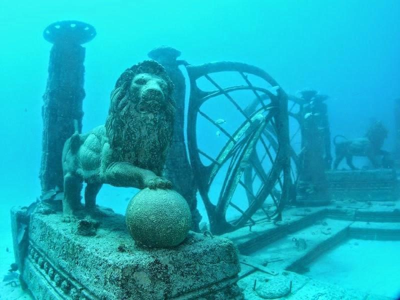 Neptune Memorial de Coral en Miami