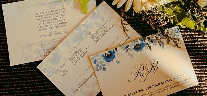 The Complete Guide to Wedding Invitation in 2020