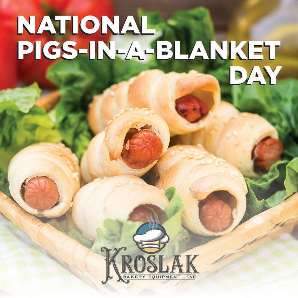 National Pigs in a Blanket Day Wishes for Whatsapp