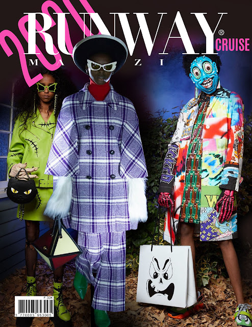 Runway Magazine 2020 New York Cruise Resort