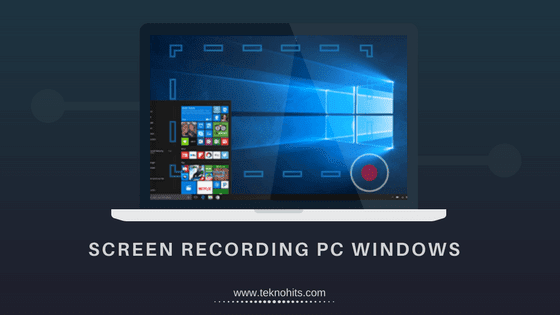 Aplikasi Perekam Layar PC Windows