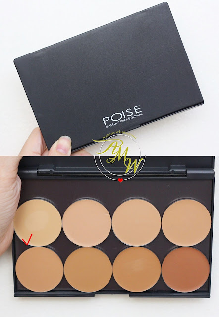 a photo of Poise Makeup Professional CINEMA TOUCH HD CRÈME Foundation