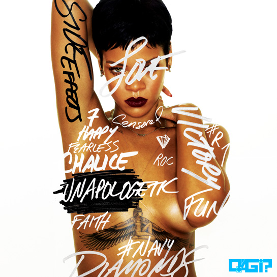 Resumão Unapologetic: Capa, tracklist, polêmicas e previews!